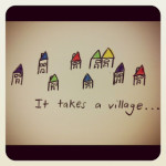 It Takes A Village – Under The Yardarm
