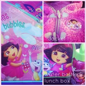 Target Dora