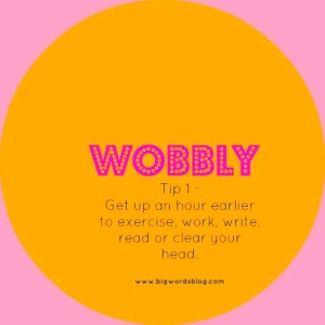 wobbly tip 1.